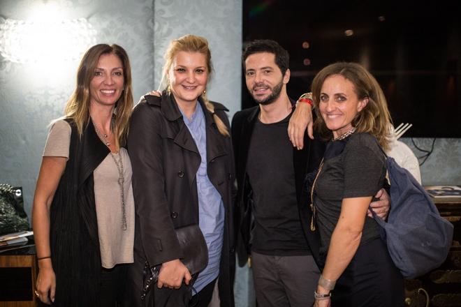 Rania Papoutsani, Sofia Kokosalaki, Chrysanthos Panas, Reveka Kamhi