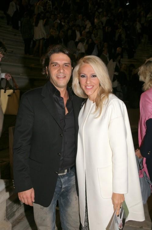 Κωνσταντής Σπυρόπουλος, Ελμίνα Κοπελούζου