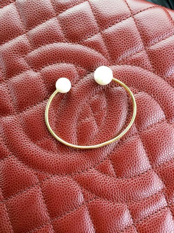 The Pearl-Boule bracelet!