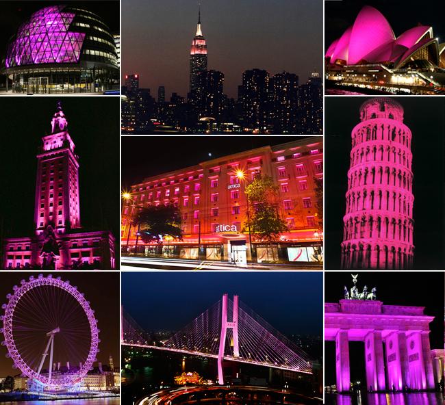 Θα βάψουμε τον κόσμο ροζ!