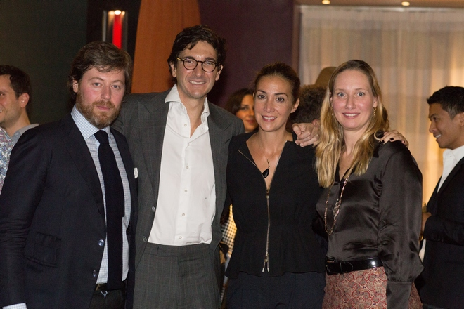 Marco Zanoni, Giacomo Cianpolini, Anna Chatzinassiou, Kathrine Cianpolini