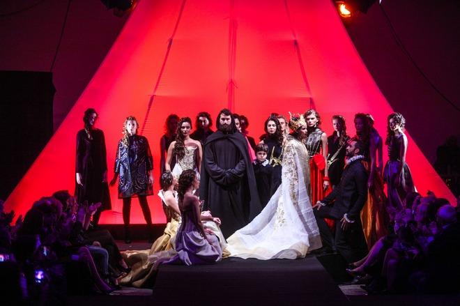 LASKARIS COUTURE / fashion show (ÄÔ)