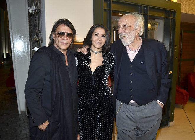 Ηλίας Ψινάκης, Μαρία ελένη Λυκουρέζου, Αλέξανδρος Λυκουρέζος