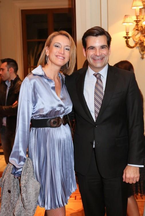 Μαρία Παπασπύρου, Μιχάλης Μαυρίκης
