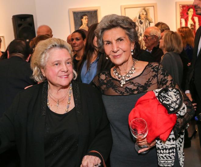 Μανουέλλα Βαρδινογιάννη, Λίνα Λαμπροπούλου