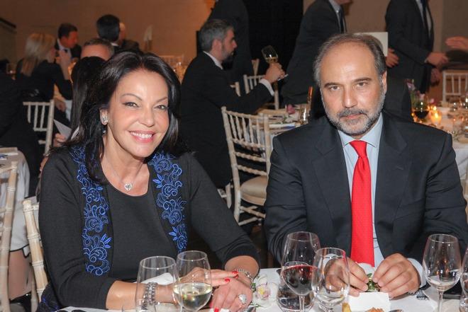 Κατερίνα Παναγοπούλου, Χάρης Οικονομοπούλος