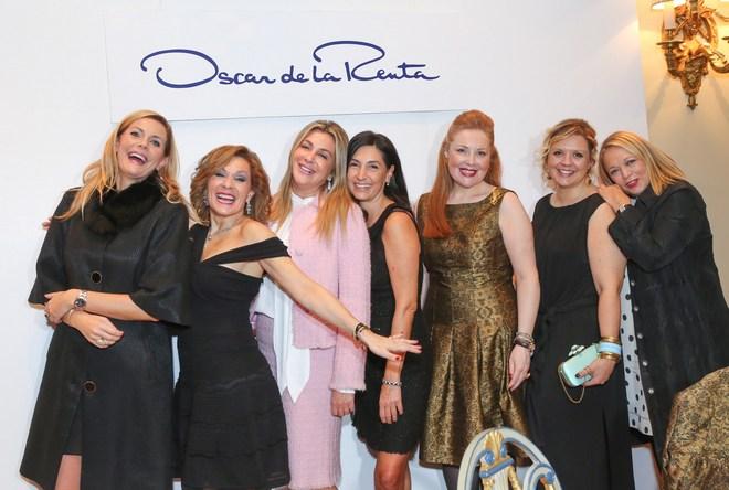 Έμυ Λιβανίου, Tζίνα Θανοπούλου, Άλκηστις Πρίνου, Άννα Μαρία Μπαρούχ, Ειρήνη Νταιϊφά, Ειρήνη Γεωργίου, Βιργινία Βεντουράκη