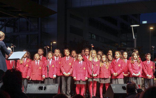 Οι μαθητές του St. Catherine's