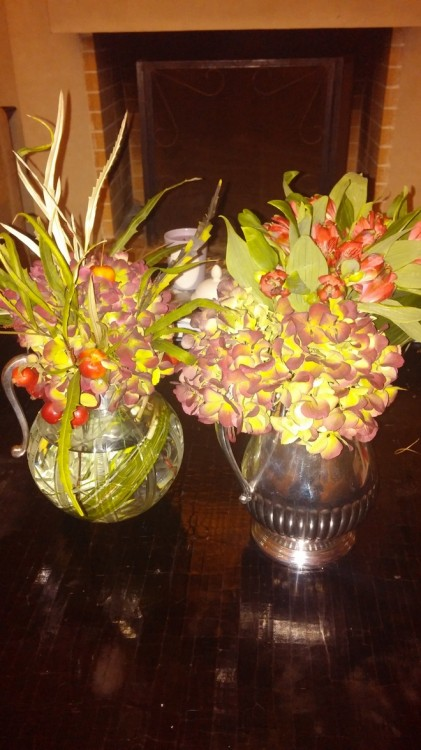 Δώστε τα σκέυη σας να σας τα γεμίσουν φρέσκα λουλούδια!