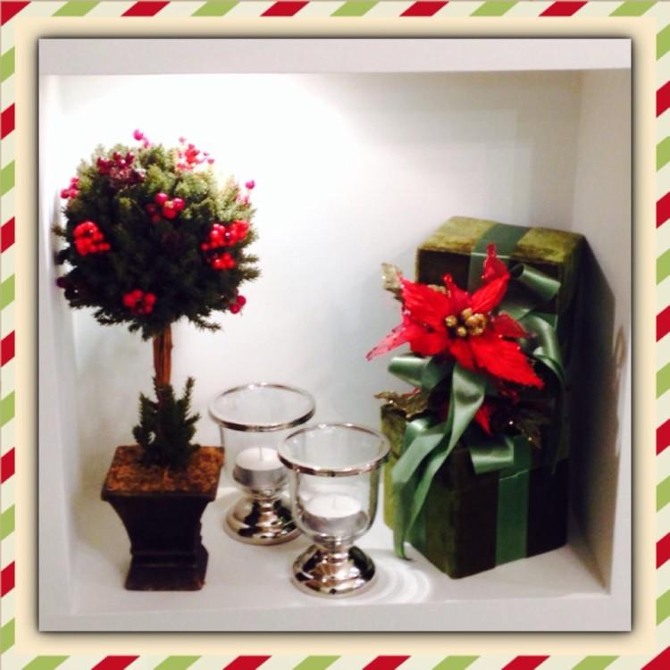 Με χριστουγεννιάτικη διάθεση και χριστουγεννιάτικες....και όχι μόνο....ιδέες!