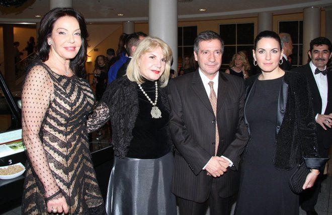 Κατερίνα Παναγοπούλου, Λιάνα Σκουρλή, Γιώργος Καμίνης, Όλγα Κεφαλογιάννη