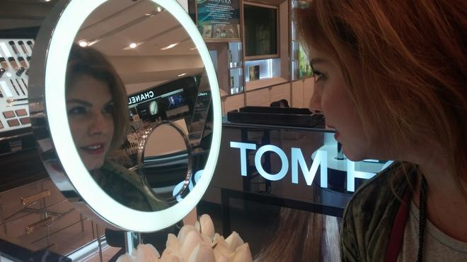 Καθρέφτη καθρεφτάκι μου, σου αρέσει το γούστο του Tom Ford?
