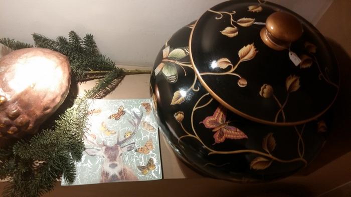 ...Και πέφτω πάνω σε αυτό το unique βάζο...Dear Santa, αν είχες ιδέα πόσο μα πόσο ταιριάζει στο σπίτι μου, δεν θα το πίστευες!!!!