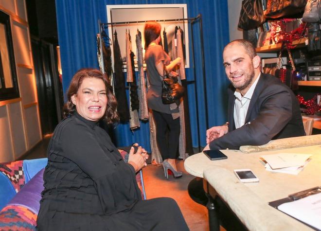 Εύη Καρατζά, Νίκος Κακαβούλης