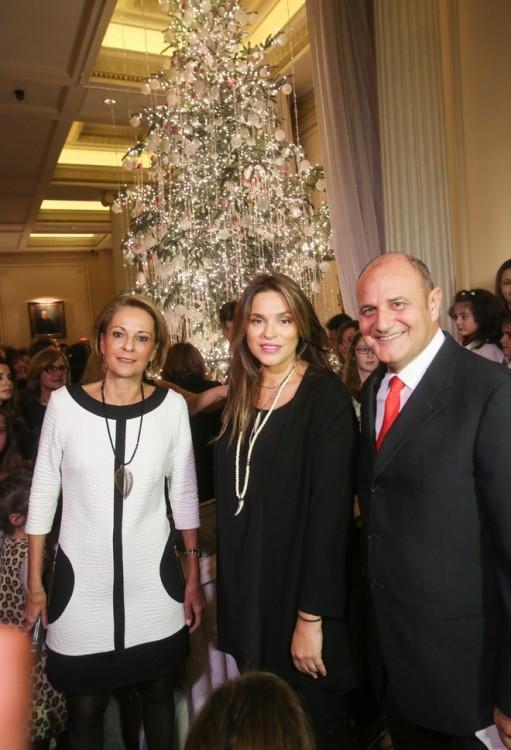 Χριστίνα Παπαθανασίου, Σήλια Κριθαριώτη, Τιμ Ανανιάδης