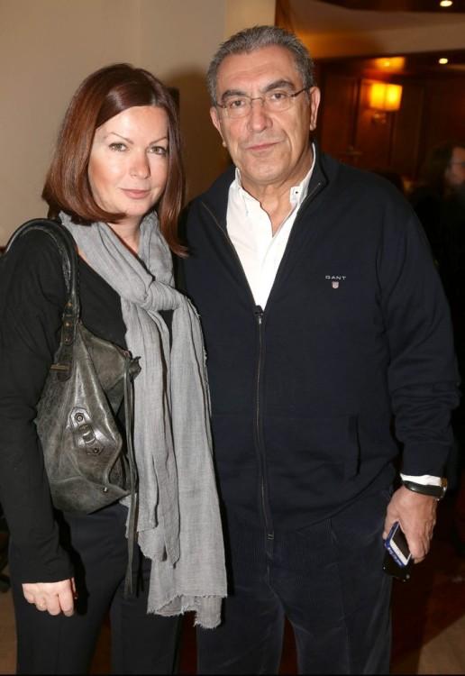 Βασίλης & Έλενα Καπερνάρου