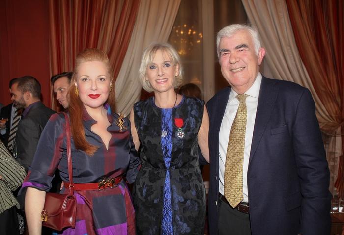 Ειρήνη Νταϊφά, Marianne Le Clère – Papalexis, Νίκος Παπαλέξης