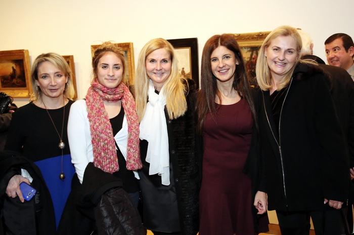 Μάρθα Σαμαρά, Μπέκυ Λαιμού, Μαρία Λαιμού, Ντένη Θεοχαράκη, Μήτση Ράπτη