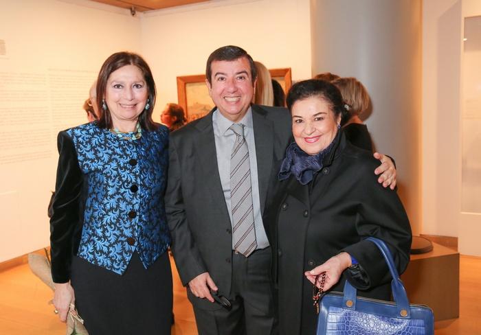 Μαρία Τσιγκάκου, Τάκης Μαυρωτάς, Μαρίνα Λαμπράκη-Πλάκα