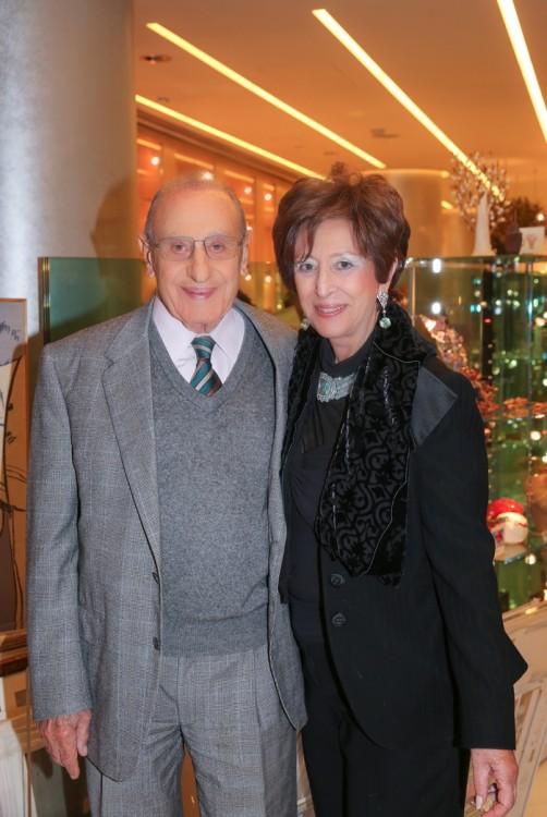 Βασίλης & Μαρίνα Θεοχαράκη
