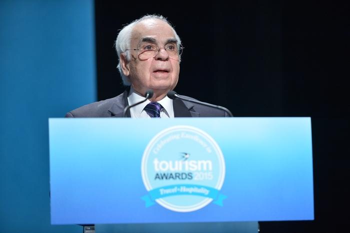 Ο Νίκος Σκουλάς, Τέως Υπουργός Τουρισμού, Πρόεδρος Κριτικής Επιτροπής