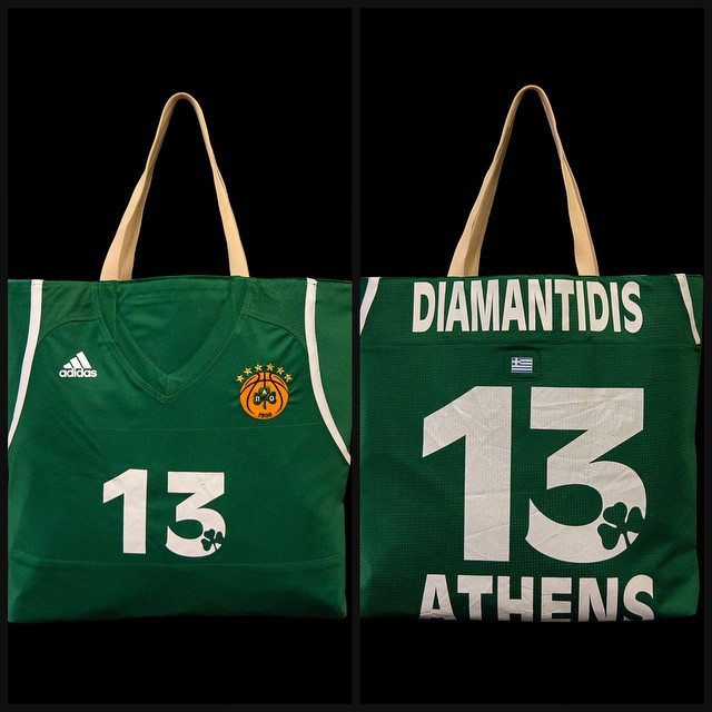 Basketball player Dimitris Diamantidis!