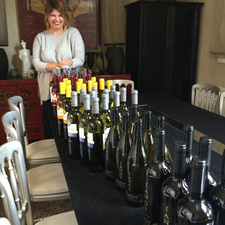 Η επιλογή του κρασιού είναι εξίσου σημαντική όσο το ίδιο το φαγητό...