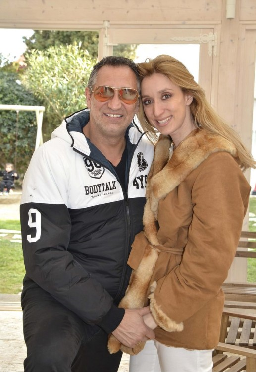Οι γονείς του Φίλιππου, Γιώργος & Έλενα Ντάβλα