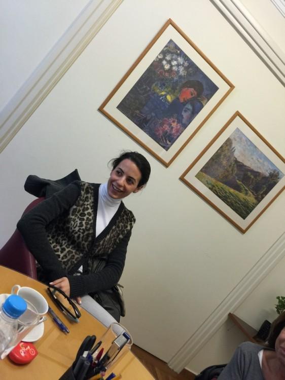 Ιλεάνα Ισμυρίδη-