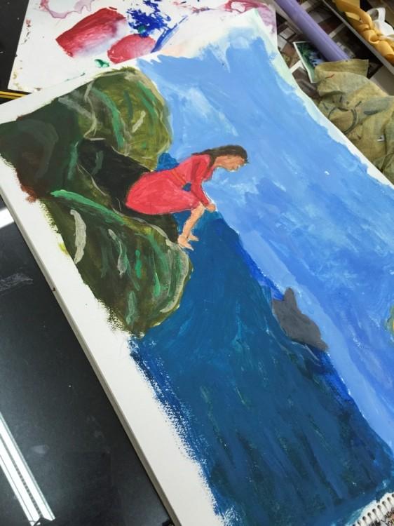 Και άλλες ζωγραφιές...