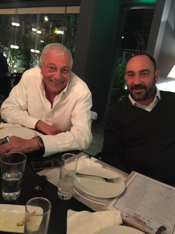Γιώργος Βαφειάδης, Νικόλας Κατσαρός