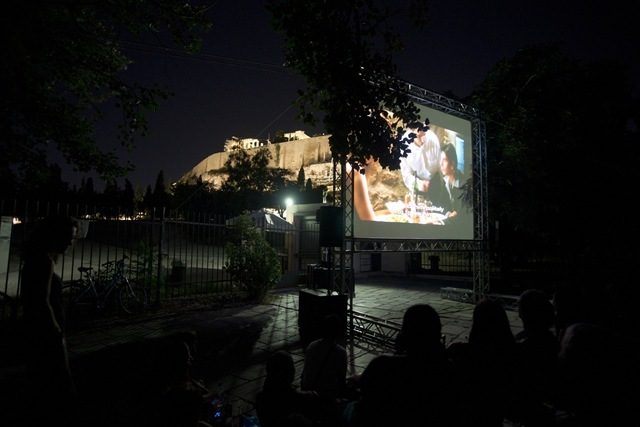 Athens Open Air Acropolis