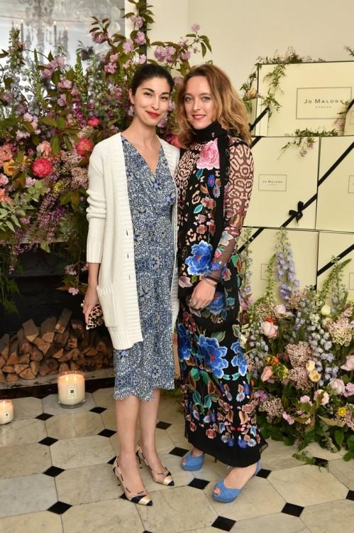Caroline Issa & Alice Temperley