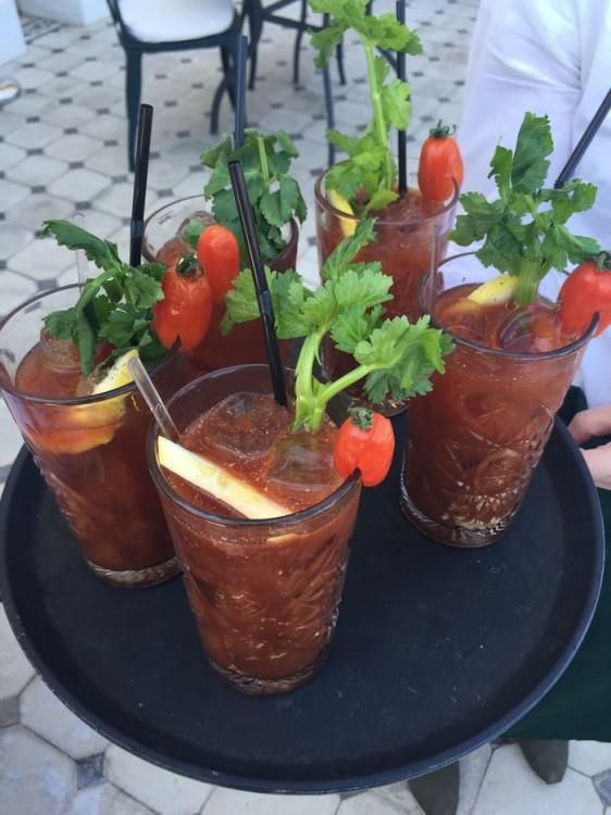 Τα Bloody Mary του Brunch...