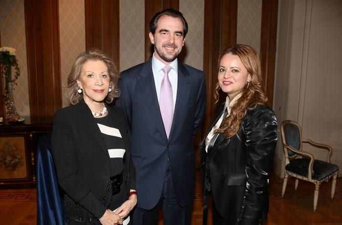 Ηρώ Κόβα, Νικόλαος, Κατερίνα Γιαννακοπούλου
