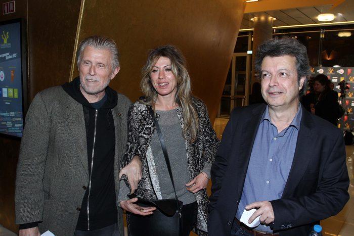 Νίκος Περάκης, Ελένη Νικολαϊδου, Πέτρος Τατσόπουλος
