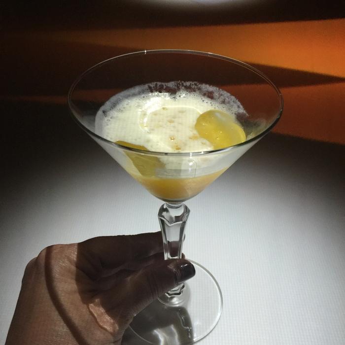 Δεν είναι cocktail....Είναι κανονικότατο course...