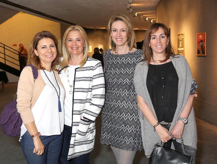 Αλεξάνδρα Νειάδη, Κατερίνα Βρούτση, Μαρία Γκοριτσα, Γεωργία Τσαούτου