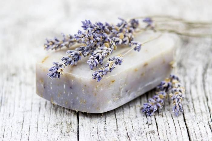 Σαπούνι, δημιουργημένο από όλα όσα γενάει αυτός ο τόπος το Σπετσιώτικο μποστάνι...