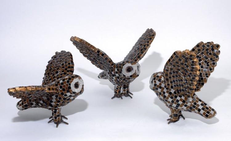 Α.Λίτη, Κουκουβάγιες