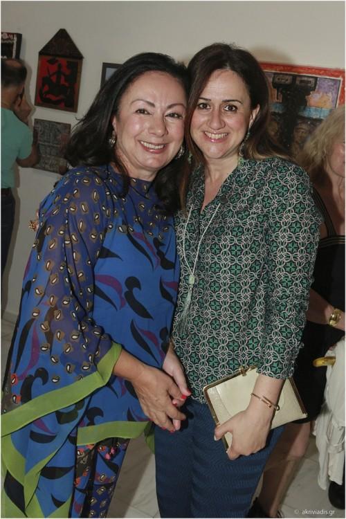 Μαρία Μοδινού – Klauss και Ελένη Παναγιωταρέα – Μακροπούλου
