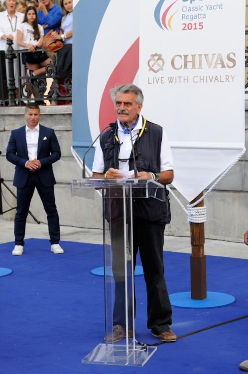 Ο Μανώλης Βορδώνης εκπροσώπησε του Poseidonion Grand Hotel