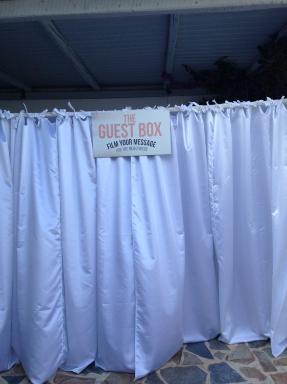 OK GUEST VIDEO BOOTH