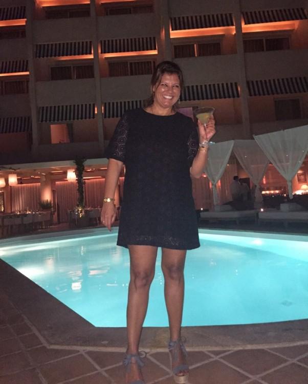 Άλλο ένα υπέροχο καλοκαίρι ξεκινά! Φοράω το αγαπημένο μου little black dress από την Συλλογή των See You Klio και τις αγαπημένες μου πλατφόρμες από την Grecian Chick. Cheers!