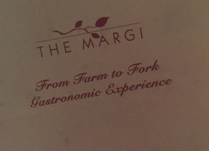 Σημείο αναφοράς, η νέα «άφιξη» της φετινής σεζόν, το Margi Gastronomy , ένας ειδικά διαμορφωμένος χώρος, εντός του εστιατορίου, όπου ο σεφ απογειώνει τη μαγειρική του  τέχνη και ετοιμάζει τα πιο ξεχωριστά gourmet πιάτα , που σίγουρα θα σας εντυπωσιάσουν. Μάλιστα και φέτος το καλοκαίρι, τα βράδια της Τρίτης αποκτούν χρώμα και γεύση καθώς επιστρέφουν οι  Laid Back Tuesdays, που περιλαμβάνουν 3 μοναδικά μεσογειακά πιάτα σε ένα ειδικό μενού , στην τιμή των 25 ευρώ !