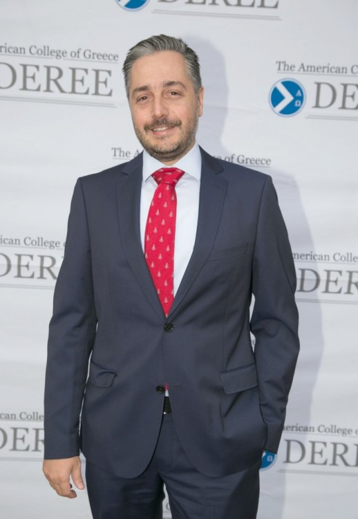 Σπύρος Βουγιούς - Διευθυντής Ναυτιλιακών Προγραμμάτων, ALBA Graduate Business School στο Αμερικανικό Κολλέγιο Ελλάδος