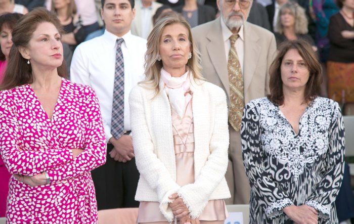 Nancy Greenberg, Νίκη Μπουτάρη – Αντιπρόεδρος Αμερικανικού Κολλεγίου Ελλάδος/ Marketing, Joanna Miller