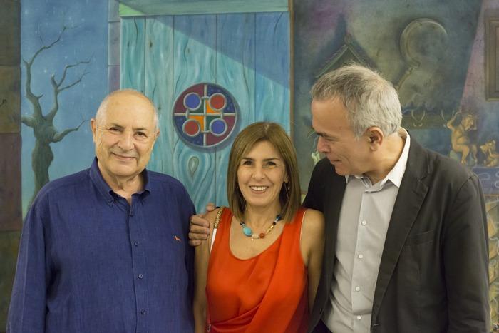 Δάκης & Λιέτα Ιωάννου, Γιώργος Τζιρτζιλάκης