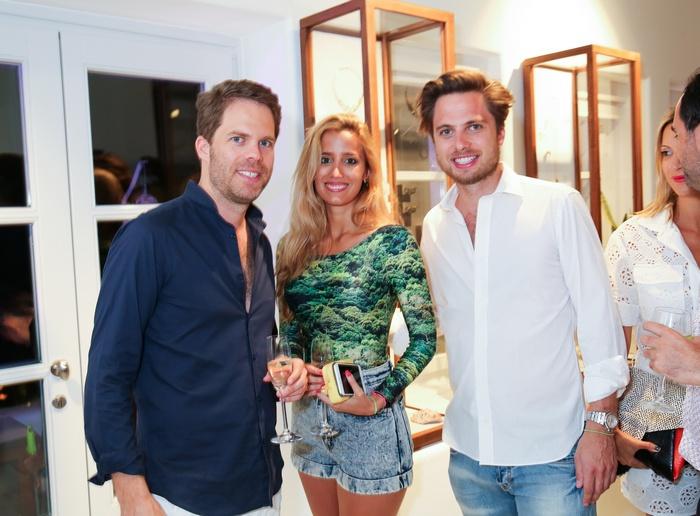 Patrick, Daniela & Olivier Treur