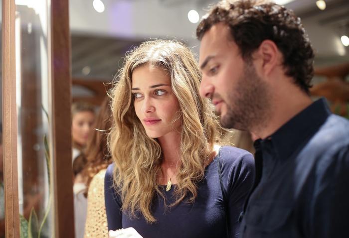 Ana Beatriz Barros, Karim El Chiaty
